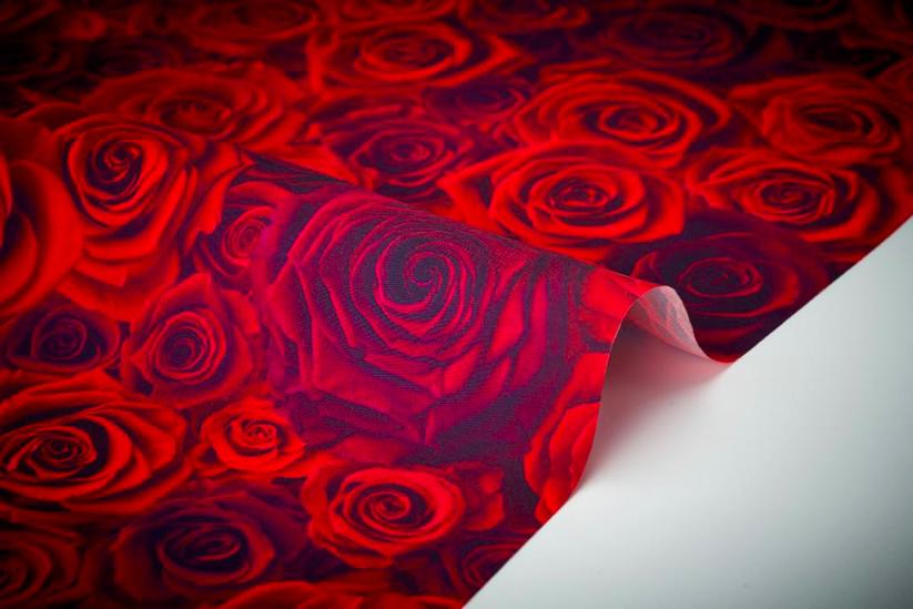 最高品質の布への印刷技術「Fabright」