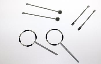 抵抗膜式圧力センサー シングルタイプ