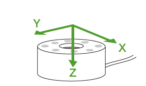 3-axis force sensor