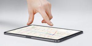 タッチパネルは接触から非接触へ タッチレス操作の非接触タッチパネルとは