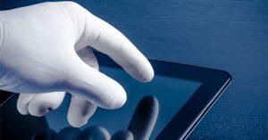 手袋入力も可能!進化する静電容量式タッチパネル