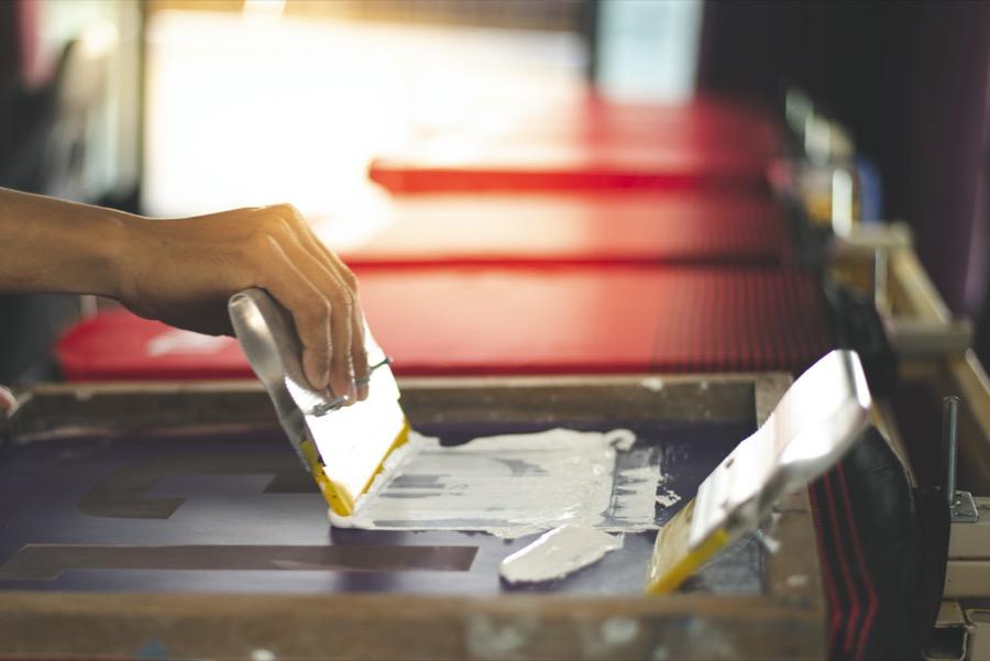 電子部品製造で活躍するスクリーン印刷について解説