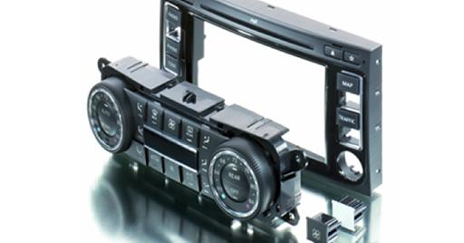 3D形状や凹凸の複雑な形状にも電極フィルムを設置可能
